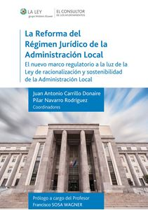 Imagen de La reforma del régimen jurídico de la Administración Local