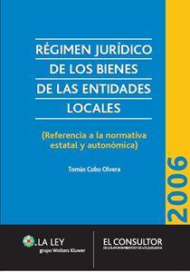 Imagen de Régimen jurídico de los Bienes de las Entidades Locales