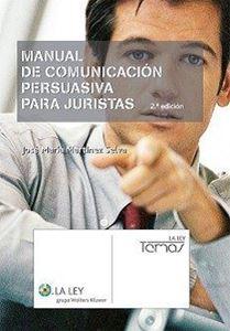 Imagen de Manual de Comunicación Persuasiva para Juristas