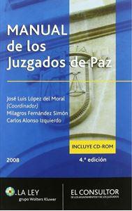 Imagen de Manual de los Juzgados de Paz