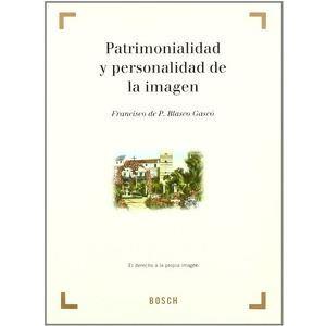 Imagen de Patrimonialidad y personalidad de la imagen