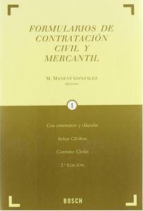 Imagen de Formularios de contratación civil y mercantil (2.ª Edición)