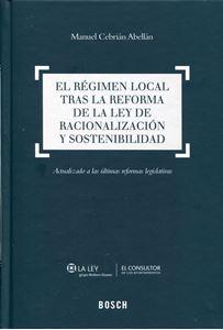 Imagen de El Régimen Local tras la reforma de la Ley de Racionalización y Sostenibilidad