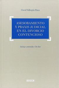 Imagen de Asesoramiento y praxis judicial en el divorcio contencioso