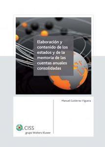 Imagen de Elaboración y contenido de los estados y la memoria de las cuentas anuales consolidadas