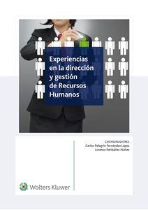 Imagen de Experiencias en la Dirección y Gestión de Recursos Humanos - versión papel
