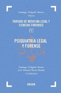 Imagen de Psiquiatría legal y forense