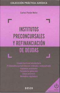 Imagen de Institutos preconcursales y refinanciación de deudas