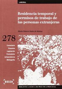 Imagen de Residencia temporal y permisos de trabajo de las personas extranjeras