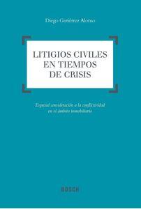 Imagen de Litigios civiles en tiempos de crisis