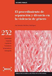 Imagen de El procedimiento de separación y divorcio en la violencia de género