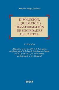 Imagen de Disolución, liquidación y transformación de sociedades de capital