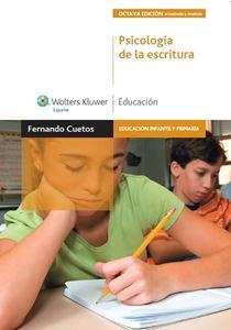 Imagen de Psicología de la escritura (8.ª Edición)