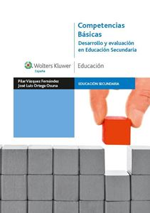 Imagen de Competencias Básicas. Desarrollo y evaluación en Educación Secundaria