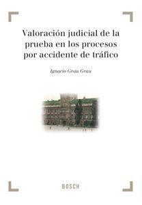 Imagen de Valoración judicial de la prueba en los procesos por accidente de tráfico