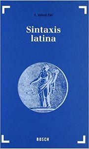 Imagen de Sintaxis latina