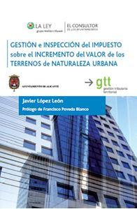 Imagen de Gestión e Inspección del Impuesto sobre el Incremento del Valor de los Terrenos de Naturaleza Urbana
