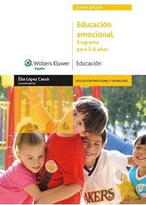 Imagen de Educación emocional. Programa para 3-6 años (2.ª edición)