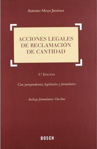 Imagen de Acciones legales de reclamación de cantidad. 3ª Edición