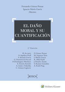 Imagen de El daño moral y su cuantificación 2ª edición