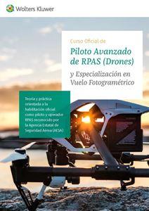 Imagen de Curso Oficial Piloto Avanzado RPAS (Drones). Especialización en Vuelo Fotogramétrico e Introducción al Sistema LiDAR