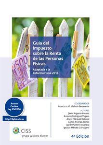 Imagen de Guía del Impuesto sobre la Renta de las Personas Físicas