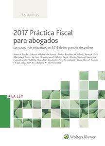 Imagen de 2017 Práctica Fiscal para abogados