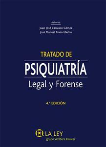 Imagen de Tratado de Psiquiatría Legal y Forense (4ª edición)