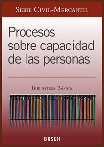 Imagen de BBB. Procesos sobre capacidad de las personas (Suscripción)