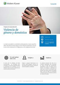 Imagen de Violencia de género y doméstica
