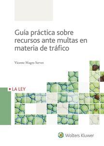 Imagen de Guía práctica sobre recursos ante multas en materia de tráfico