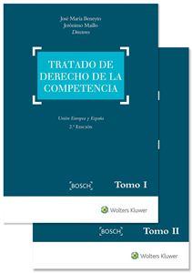 Imagen de Tratado de derecho de la competencia. 2ª Edición