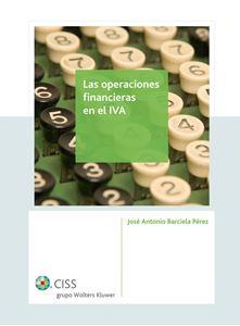 Las operaciones financieras en el IVA