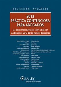 2013 Práctica contenciosa para abogados - versión digital