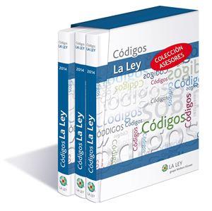 Imagen de Códigos LA LEY. Colección ASESORES