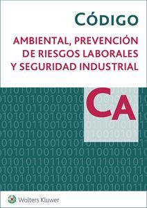 Imagen de Código Ambiental, Prevención de Riesgos Laborales y Seguridad Industrial (Suscripción)
