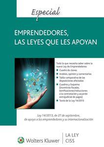 Imagen de Especial Emprendedores, las leyes que les apoyan