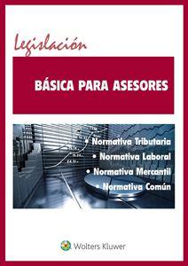 Imagen de Legislación Básica para Asesores