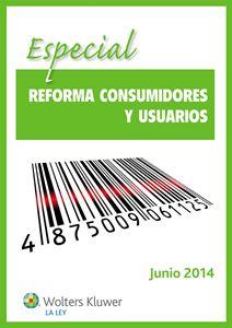 Imagen de Especial Reforma Consumidores y Usuarios