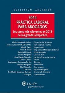 2014 Práctica Laboral para abogados