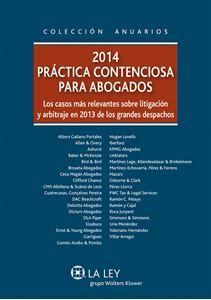 2014 Práctica Contenciosa para abogados