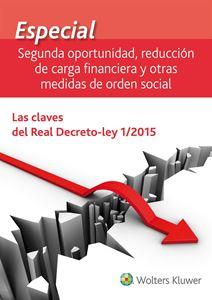 Imagen de Especial Segunda oportunidad, reducción de carga financiera y otras medidas de orden social