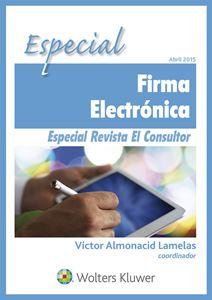 Imagen de Especial Firma Electrónica