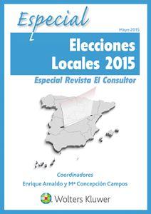 Imagen de Especial Elecciones Locales 2015. Monográfico Revista El Consultor de los Ayuntamientos