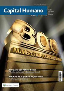 Imagen de Revista Capital Humano. Número 300