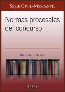 Imagen de BBB. Normas procesales del concurso (Suscripción)
