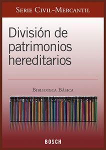 Imagen de BBB. División de patrimonios hereditarios (Suscripción)