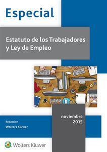 Imagen de Especial Estatuto de los Trabajadores y Ley de Empleo 2015