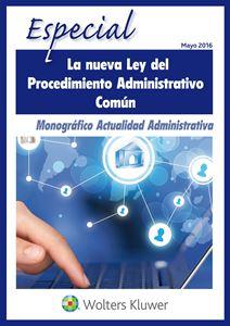 Imagen de Especial Nueva Ley de Procedimiento Administrativo