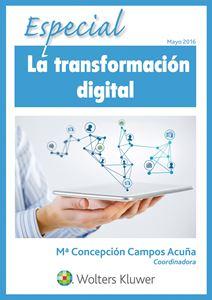 Imagen de Especial La transformación digital. Retos del procedimiento